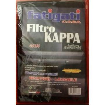 FILTRO PER CAPPA 40X80...