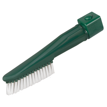Lancia lunga con spazzolino